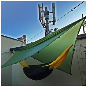 Rooftop Campsite, Brunswick, Melbourne, Australia